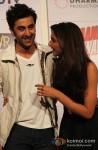 Ranbir Kapoor And Deepika Padukone At Yeh Jawaani Hai Deewani Trailer Launch Pic 1