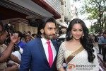 Ranveer Singh And Sonakshi Sinha At First Look Launch of 'Lootera' Pic 2