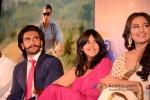 Ranveer Singh, Ekta Kapoor And Sonakshi Sinha At First Look Launch of 'Lootera'