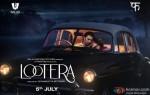 Ranveer Singh and Sonakshi Sinha in Lootera Movie Poster