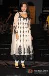 Rituperna Sengupta attend Lakme Fashion Week 2013 Day 4