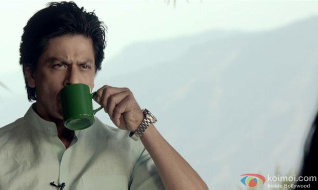 Shah Rukh Khan in Tata Tea – Jaago Re Ad