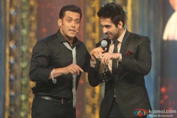 Salman Khan and Ayushmann Khurrana