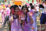Sana Shaikh At Colors Holi Party