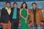 Sanjeev Kapoor and Shilpa Shetty Promotes The MasterChef India 3 on the sets of Nach Baliye 5