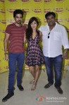Saqib Saleem, Rhea Chakraborty And Ram Kapoor Promote 'Mere Dad Ki Maruti' Movie in Radio Mirchi 95.3 Fm