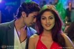 Saqib Saleem and Rhea Chakraborty in Mere Dad Ki Maruti Movie Stills