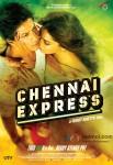 Shah Rukh Khan And Deepika Padukone In Chennai Express Movie Poster 3