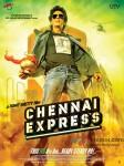 Shah Rukh Khan In Chennai Express Movie Poster 1