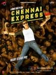 Shah Rukh Khan In Chennai Express Movie Poster