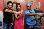 Shekhar Ravjiani, Shreya Ghoshal And Vishal Dadlani At 'Indian Idol' audition in Kolkata Pic 2