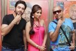 Shekhar Ravjiani, Shreya Ghoshal And Vishal Dadlani At 'Indian Idol' audition in Kolkata Pic 1