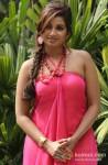Shreya Ghoshal At 'Indian Idol' audition in Kolkata Pic 1
