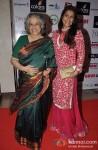 Shubha Khote And Bhavana Balsawar at 'GR8 Women Awards'