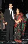 Siddharth Roy Kapur And Vidya Balan attend Lakme Fashion Week 2013 Day 4
