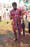 Siddharth Shukla At Colors Holi Party
