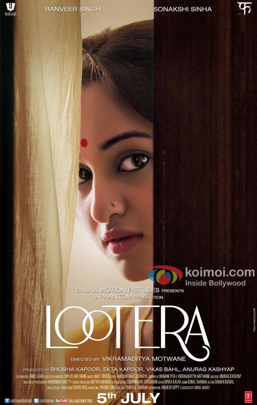 Sonakshi Sinha Lootera Poster