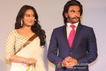 Sonakshi Sinha And Ranveer Singh At First Look Launch of 'Lootera' Pic 2