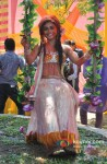 Sreejita De At Colors Holi Party