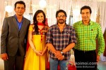 Sunil Grover, Muskaan Mehani, Arshad Warsi, Dheeraj Kumar promote 'Jolly L.L.B.' Movie on the sets of 'Safar Filmy Comedy Ka' Pic 1