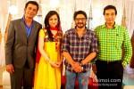 Sunil Grover, Muskaan Mehani, Arshad Warsi, Dheeraj Kumar promote 'Jolly L.L.B.' Movie on the sets of 'Safar Filmy Comedy Ka' Pic 2