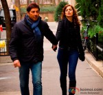 Sunny Deol and Kangana Ranaut in I Love NY (New Year) Movie Stills Pic 2