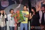 Suresh Wadkar, Sunidhi Chauhan, Vishal Bhardwaj, Emraan Hashmi, Ekta Kapoor And At Music launch of film Ek Thi Daayan Pic 1