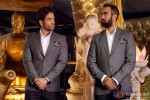 Tusshar Kapoor and Ranvir Shorey in Bajatey Raho Movie Stills
