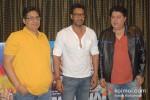 Vashu Bhagnani, Ajay Devgan And Sajid Khan At Himmatwala Press Conference in Bangalore Pic 2