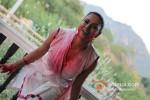 Veena Malik Playing Colour Holi Pic 9