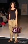 Vidya Malvade attend Lakme Fashion Week 2013 Day 4