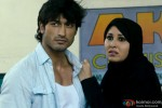 Vidyut Jamwal and Pooja Chopra in Commando Movie Stills