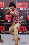 Vidyut Jamwal at BIG RTL Thrill launch Pic 7