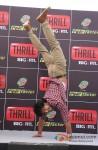 Vidyut Jamwal at BIG RTL Thrill launch Pic 6