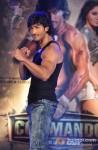 Vidyut Jamwal performs stunts at 'Commando' music launch Pic 5