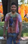 Vikas Bhalla At Colors Holi Party