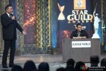 Boman Irani and Salman Khan on the sets of Renault Star Guild Awards 2013