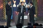 Boman Irani, Salman Khan and Arshad Warsi on the sets of Renault Star Guild Awards 2013 Pic 1