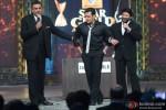 Boman Irani, Salman Khan and Arshad Warsi on the sets of Renault Star Guild Awards 2013 Pic 3
