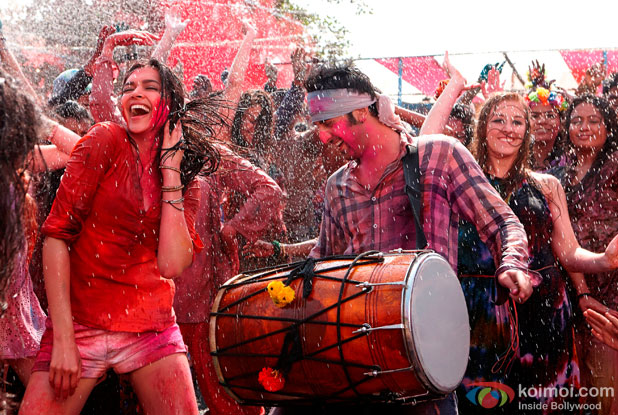 Still from Yeh Jawaani Hai Deewani Movie