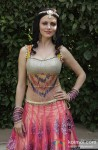Yana Gupta shoot Holi song for film Dussehra Pic 2