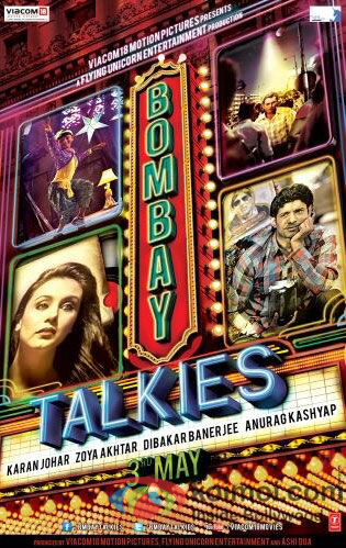 Bombay Talkies Movie First Look Poster