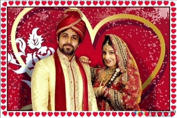Emraan Hashmi and Vidya Balan in a first look from Ghanchakkar Movie