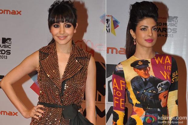 Anushka Sharma and Priyanka Chopra