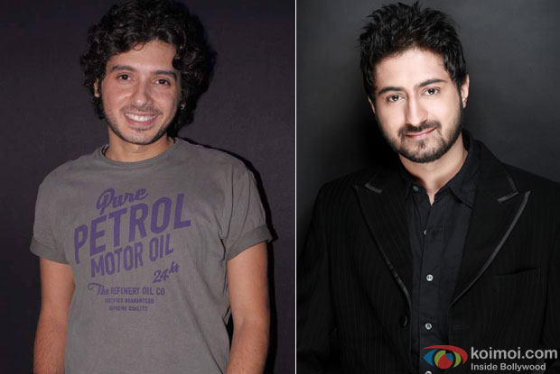 Divyendu Sharma and Pradhuman Singh