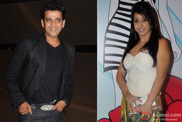 Ravi Kishan and Krishika Lulla