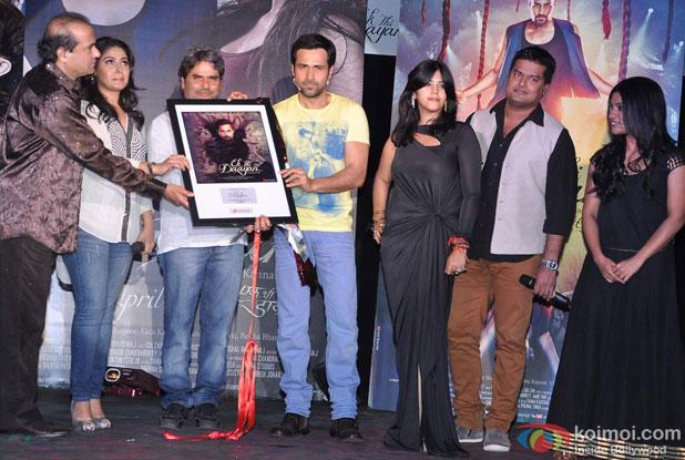 Suresh Wadkar, Sunidhi Chauhan, Vishal Bhardwaj, Emraan Hashmi, Ekta Kapoor And Konkona Sen Sharma