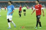 Abhishek Bachchan And Yuvraj Singh Play Football
