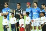 Abhishek Bachchan, Ranbir Kapoor, Dino Morea And Varun-Dhawan Play Football