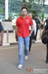 Abhishek Bachchan Return From 'Delhi Charity Match' Pic 2